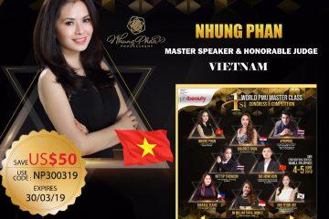 The 1st World PMU Master Class